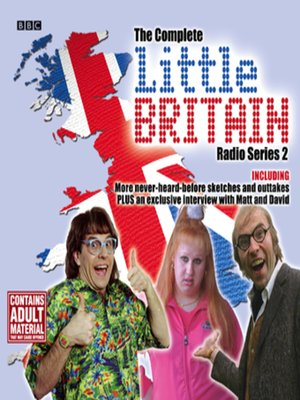 cover image of Little Britain  the Complete Radio Series 2