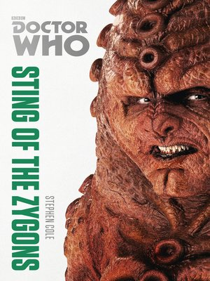 cover image of Sting of the Zygons