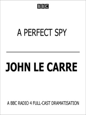 cover image of A Perfect Spy
