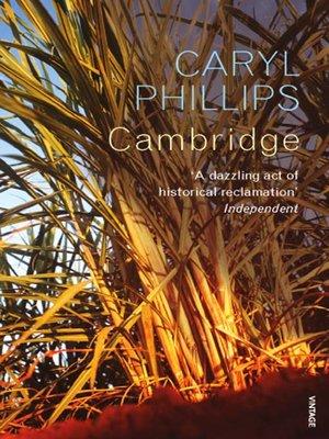 cover image of Cambridge