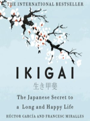 cover image of Ikigai
