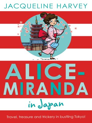 cover image of Alice-Miranda in Japan