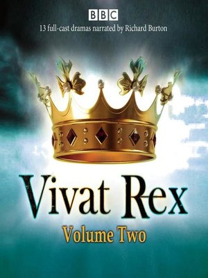 cover image of Vivat Rex, Volume 2