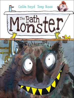 cover image of The Bath Monster