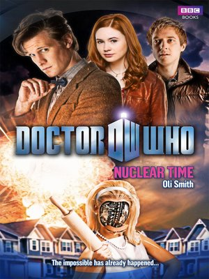 cover image of Nuclear Time