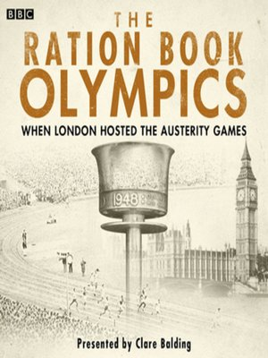 cover image of The Ration Book Olympics