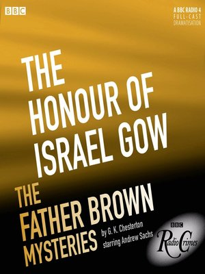 cover image of Father Brown, Series 1, Episode 5