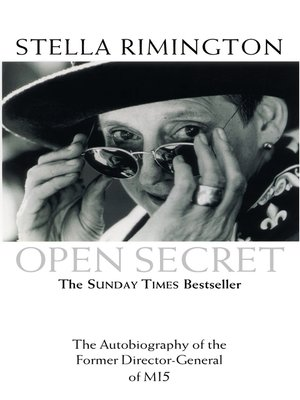 cover image of Open Secret