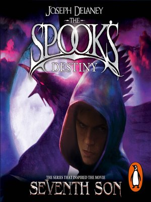 cover image of The Spook's Destiny