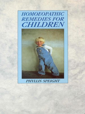 cover image of Homoeopathic Remedies For Children