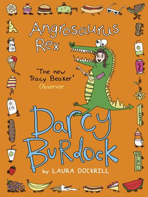 cover image of Darcy Burdock