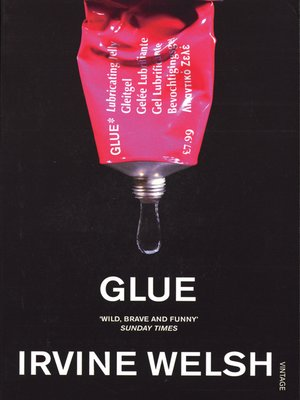 cover image of Glue