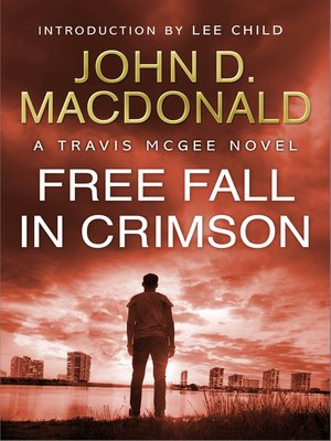 cover image of Free Fall in Crimson