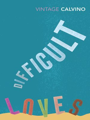 cover image of Difficult Loves