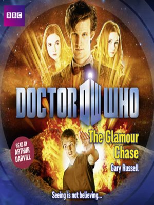 cover image of Doctor Who--The Glamour Chase