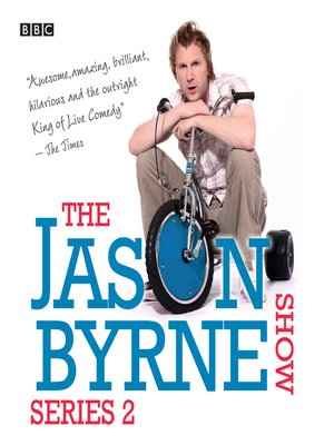 cover image of The Jason Byrne Show, Series 2, Episode 3