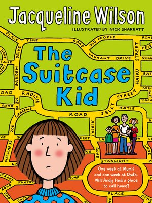 cover image of The Suitcase Kid