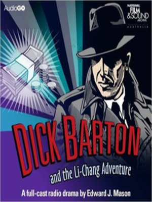 cover image of Dick Barton and the Li-Chang Adventure