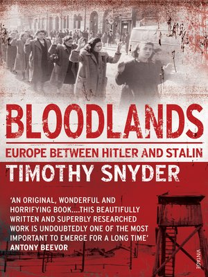 cover image of Bloodlands