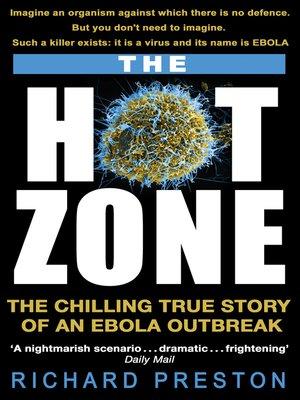 audio book the hot zone