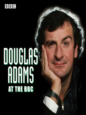 cover image of Douglas Adams at the BBC