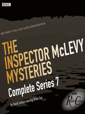 cover image of McLevy, Series 7