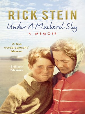 cover image of Under a Mackerel Sky