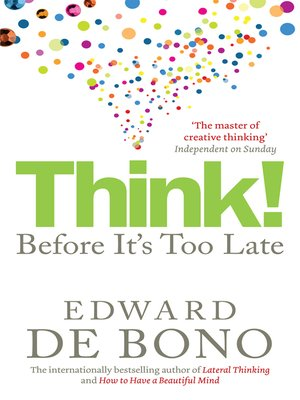 cover image of Think!