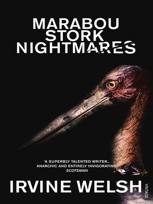 cover image of Marabou Stork Nightmares