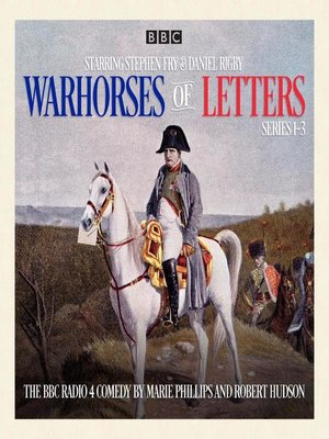 cover image of Warhorses of Letters, Complete Series 1-3