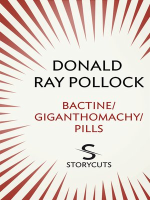 cover image of Bactine/Giganthomachy/Pills