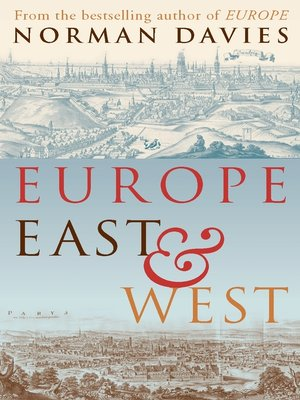 cover image of Europe East and West