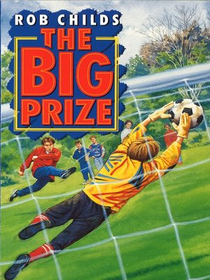 cover image of The Big Prize