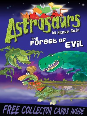 cover image of Astrosaurs 19