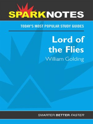 lord of the flies sparknotes by sparknotes · rakuten  lord of the flies sparknotes