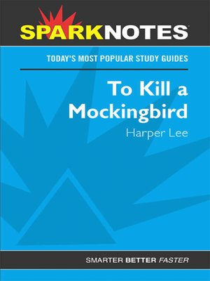 cover image of To Kill A Mockingbird (SparkNotes)