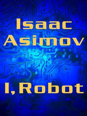 cover image of I, Robot