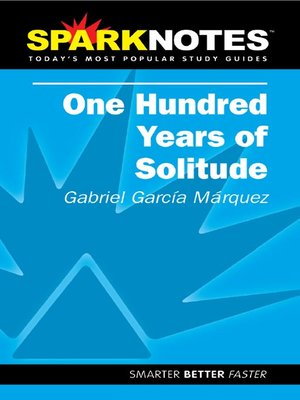 cover image of 100 Years of Solitude (SparkNotes)