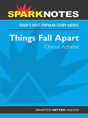 cover image of Things Fall Apart (SparkNotes)