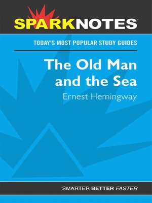 cover image of The Old Man and the Sea (SparkNotes)