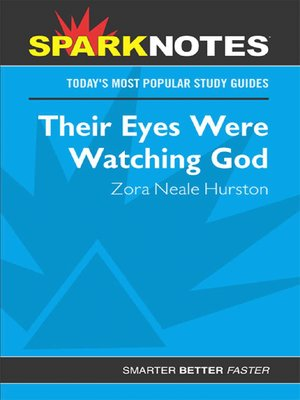 cover image of Their Eyes Were Watching God (SparkNotes)