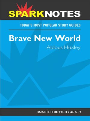 cover image of Brave New World (SparkNotes)