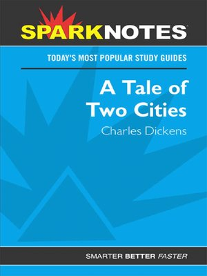 cover image of A Tale of Two Cities (SparkNotes)