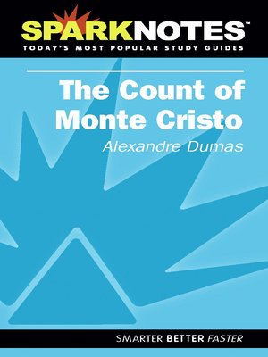 cover image of The Count of Monte Cristo (SparkNotes)