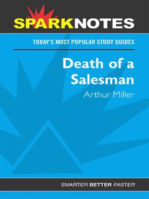 sparknotes acirc middot rakuten ebooks audiobooks and death of a sman sparknotes