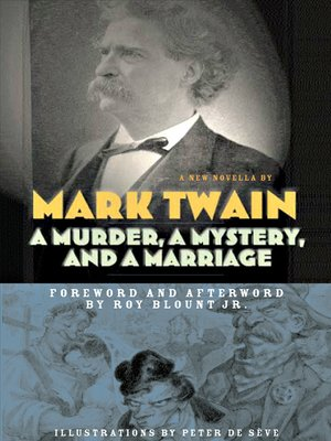 cover image of A Murder, a Mystery, and a Marriage