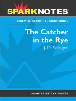 sparknotes · rakuten ebooks audiobooks and  the catcher in the rye sparknotes author