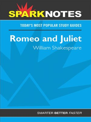 cover image of Romeo and Juliet (SparkNotes)