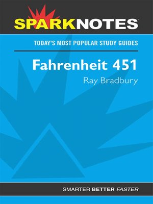 cover image of Fahrenheit 451 (SparkNotes)