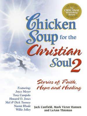 cover image of Chicken Soup for the Christian Soul, Volume 2